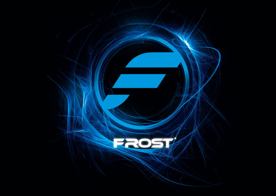 Design Your Bathroom Logo Frost